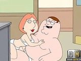 Lois Griffin from Family Guy gets fucked