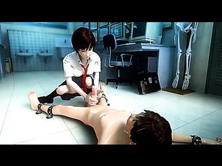 pervert anime chick uniform