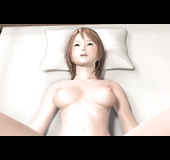 Amazing freshie with small tits pleasing her boyfriend with blowjob before hot fuck